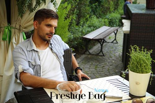 Sebastian Cybulski wywiad