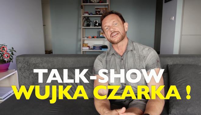Cezary Pazura You Tube talk show