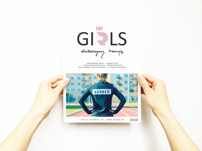 Girls. Dziewczyny trenują. Nowy dwumiesięcznik
