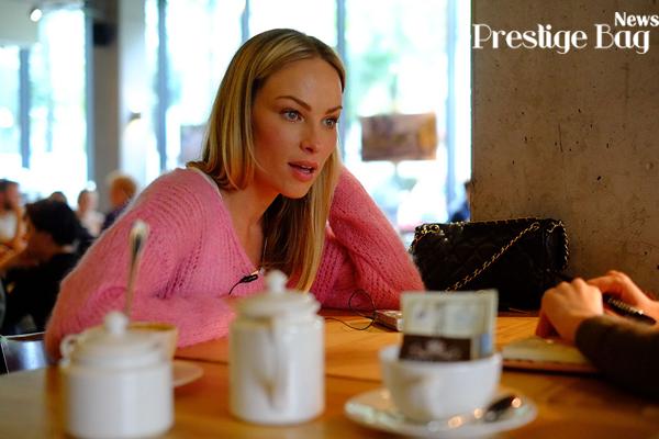 wywiad z aktorką Weroniką Książkiewicz