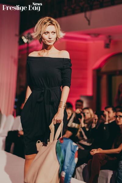 Katarzyna Zdanowicz pokaz mody Ciepielewska Design