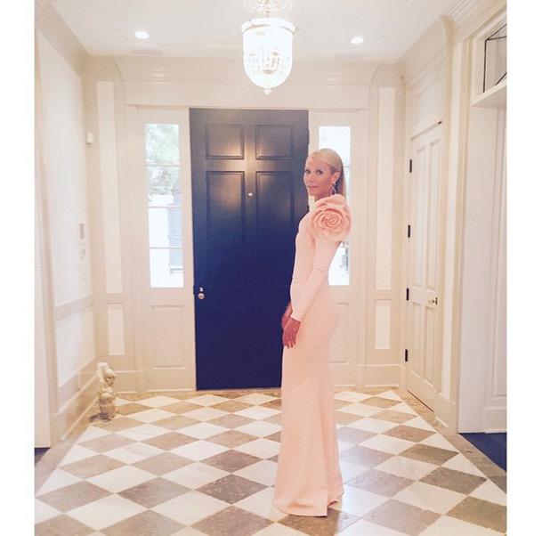 Gwyneth Paltrow. Oscary 2015.