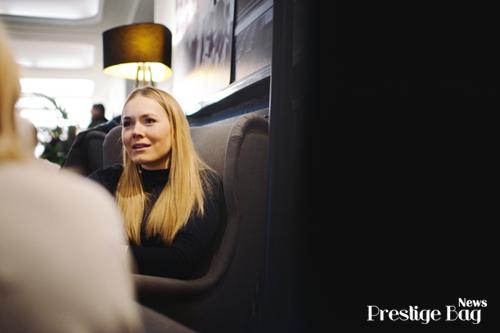 Magdalena Lamparska wywiad dla Prestige Bag News