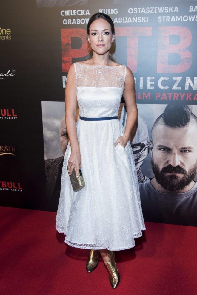 Alicja Bachleda-Curuś premiera Pitbull