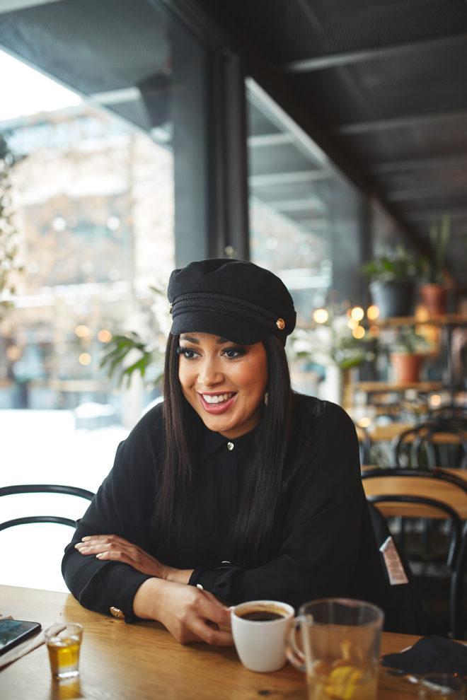 Patricia Kazadi - wywiad