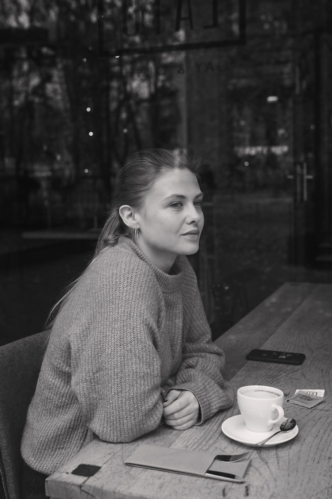 Anna Karczmarczyk aktorka wywiad Prestige Bag News