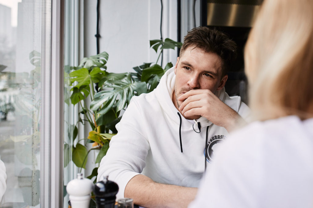 Mikołaj Roznerski wywiad