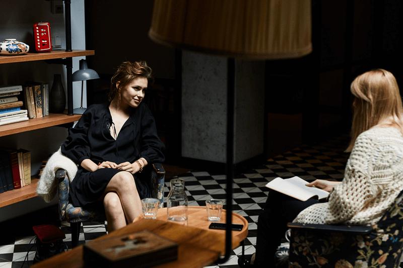 Anna-Maria Sieklucka wywiad