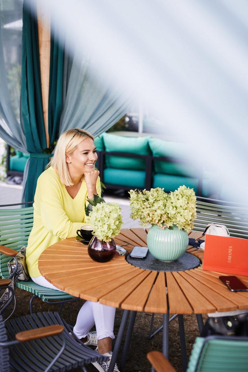 Aktorka Joanna Kuberska wywiad Prestige Bag News